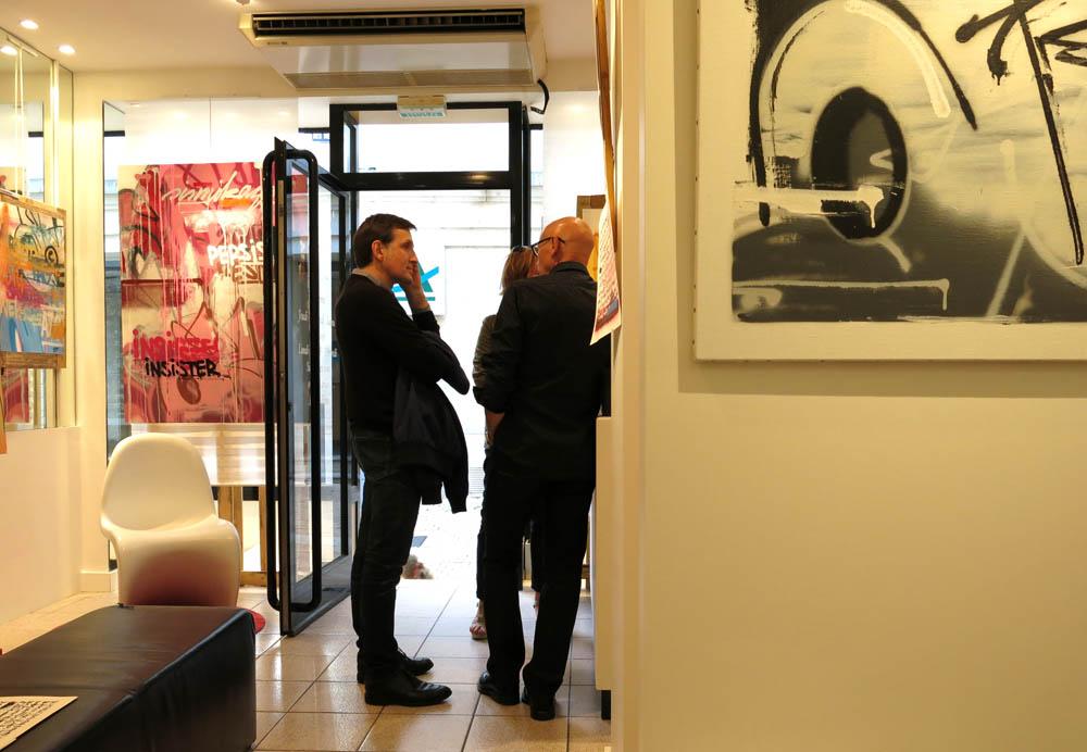 Sismikazot expo fen tre sur rue artistes galeries for Fenetre sur rue hugo