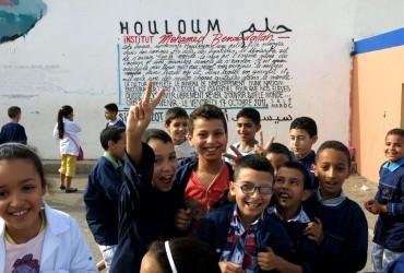 INSTITUTION MOHAMMED BENABDALLAH @ Salé (maroc)