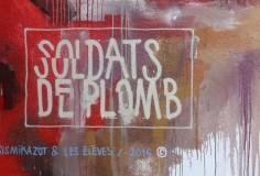 SOLDATS DE PLOMB @ ECOLE ELEMENTAIRE DE SAINT SATUR (18)