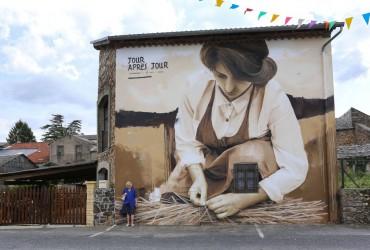 JOUR APRES JOUR @ SAINT PIERRE DE TRIVISY (81)