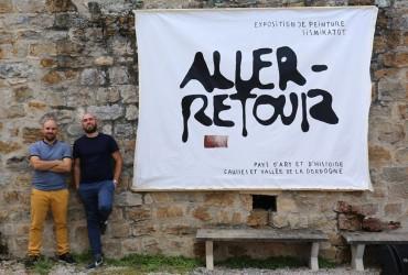 EXPOSITION ALLER RETOUR @ CARENNAC (46)