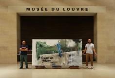 LE TEMPS VA PASSER (50 ans de NOTRE TEMPS) @ MUSEE DU LOUVRE (75)