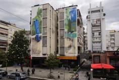 KAPSE RROBASH @ MURAL FEST TIRANA (ALBANIE)