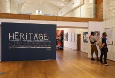HERITAGE / RESIDENCE ET EXPOSITION @ IRISSARRY (64)